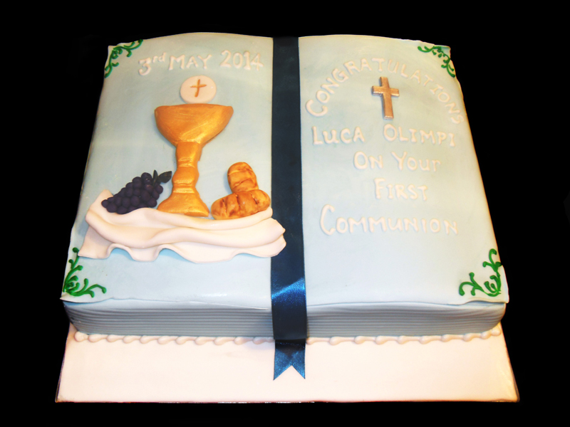 Helens Cakes Catalogue Religious And Babies